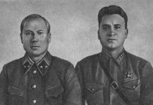И. Н. Руссиянов и К. И. Филяшкин