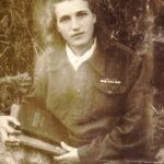 Во время подготовки в аспирантуру. Воронеж. 1948 г.