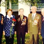 Встреча ветеранов - первогвардейцев. 2003 год, Москва