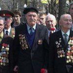 Открытие аллеи славы бойцов ВДКП 29.04.2005