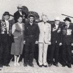 Встреча ветеранов в Тбилиси с 14 по 23 сентября 1986 г.