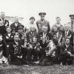 Встреча ветеранов в Тбилиси 1983 г.