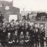 Встреча ветеранов в Тбилиси с 14 по 24 ноября 1983 г.