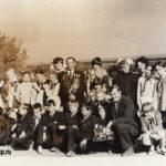 ср. школа № 9 с. Гремячье 3 октября 1984г.