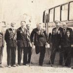 24 апреля 1983 г. Телкову 70 лет, поздравление от ветеранов